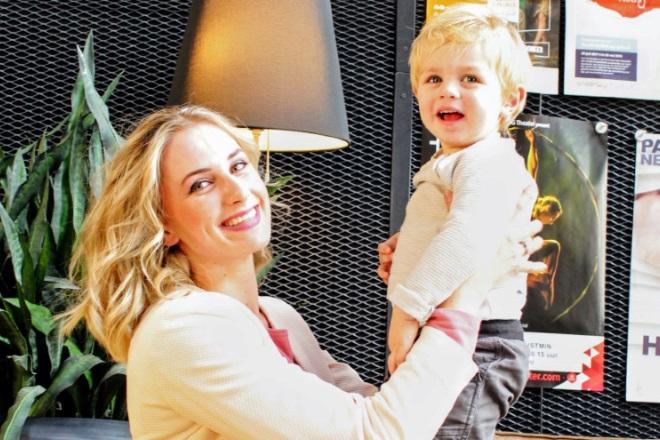 Mamasita van de maand: Linda Westdijk